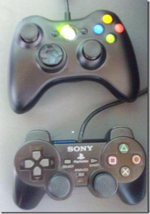 箱コン、PS2コン