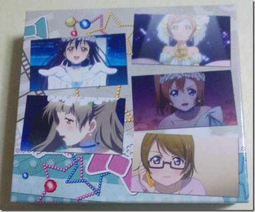 TVアニメ 『ラブライブ!』 2期 第12話、第13話 挿入歌 「KiRa-KiRa Sensation! / Happy maker!」