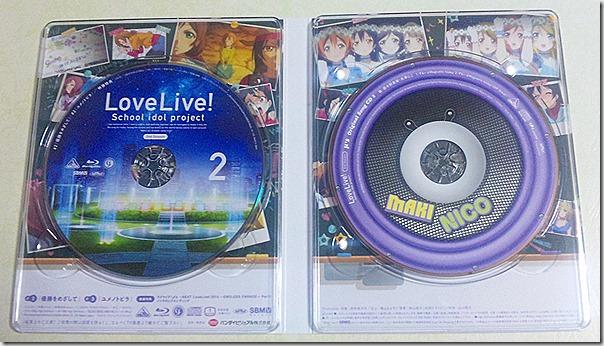 ラブライブ! TVアニメ2期 Blu-ray 第2巻