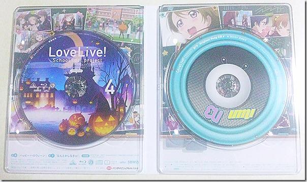 「ラブライブ!」TVアニメ2期 Blu-ray 第4巻