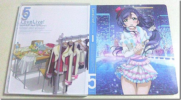 「ラブライブ!」TVアニメ2期 Blu-ray 第5巻