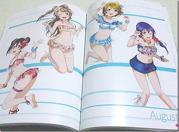 スクフェスofficial illustration book 3 と ラブカプラス 購入~!