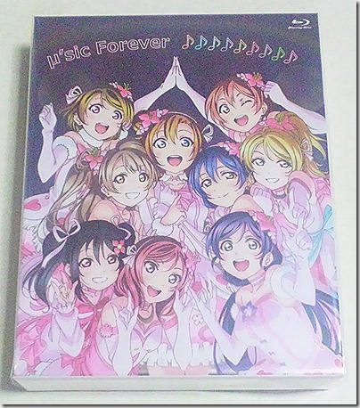 「ラブライブ!μ's Final LoveLive! ~μ'sic Forever♪♪♪♪♪♪♪♪♪~」 Blu-ray Memorial BOX 発売!