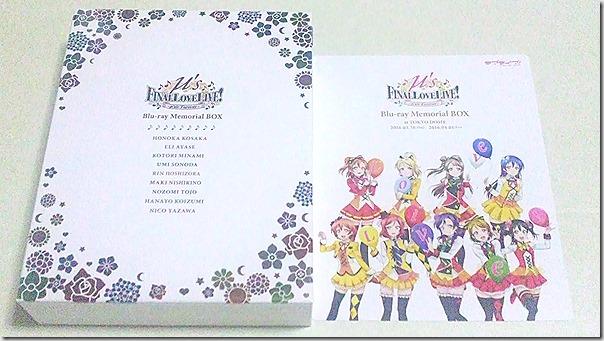 「ラブライブ!μ's Final LoveLive! ~μ'sic Forever♪♪♪♪♪♪♪♪♪~」 Blu-ray Memorial BOX 発売!