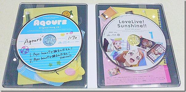 [ラブライブ!サンシャイン!!] TVアニメ Blu-ray 第1巻 発売!