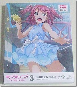 [ラブライブ!サンシャイン!!] TVアニメ Blu-ray 第3巻 発売!