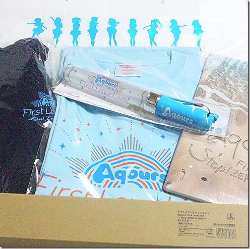 [ラブライブ!サンシャイン!!] Aqours 1st LIVE 前日物販へ出陣!