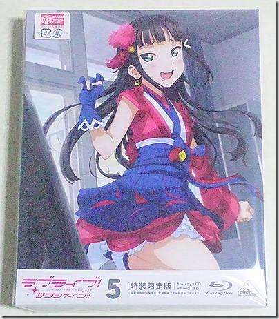 [ラブライブ!サンシャイン!!] TVアニメ Blu-ray 第5巻 発売!