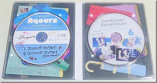 [ラブライブ!サンシャイン!!] TVアニメ Blu-ray 第6巻 発売!