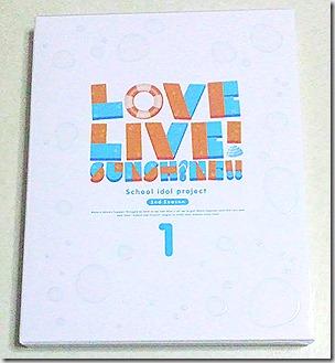 [ラブライブ!サンシャイン!!] TVアニメ2期 Blu-ray 第1巻 発売! ワンダフルマラソンの開幕☆